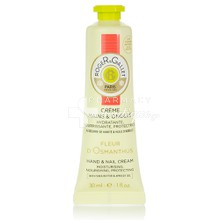 Roger & Gallet Hand & Nail Cream - Fleur D'Osmanthus, 30ml