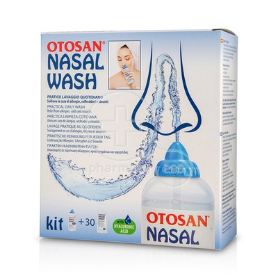 OTOSAN - Nasal Wash Kit