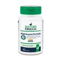 DOCTOR'S FORMULA MULTI ENZYME 60CAPS