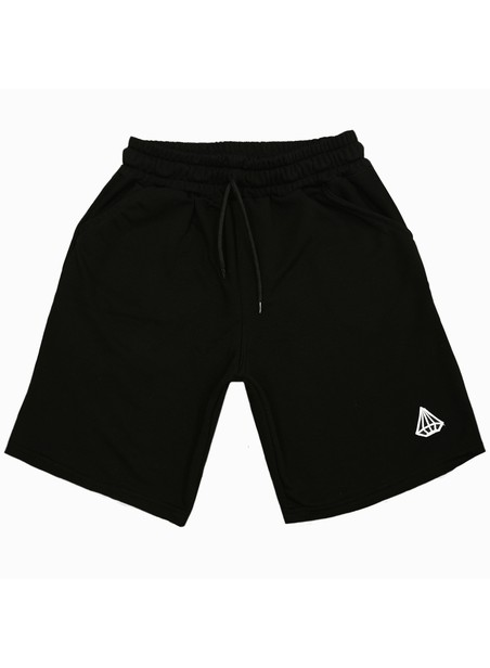 TONY COUPER BLACK CLASSIC SHORTS