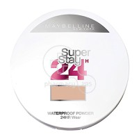 MAYBELLINE - SUPERSTAY 24h Waterproof Powder No30 (Sand) - 9gr