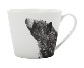 Maxwell & Williams Κούπα Bone China Asiatic Black Bear Marini Ferlazzo 450ml