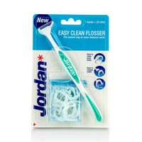 JORDAN - Easy Clean Flosser - 1 Handle + 20 Refills