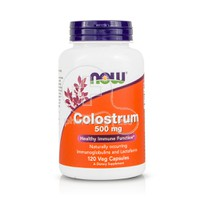 NOW - Colostrum 500mg - 120caps