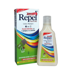 Unipharma Repel Anti-Lice Restore Shampoo-Lotion 200ml