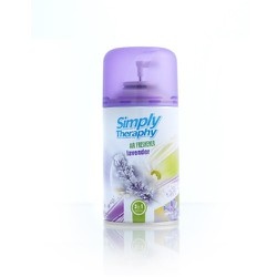 SIMPLY ΑΠΟΣΜΗΤΙΚΟ ΧΩΡΟΥ AIR FRESHENER REFILL LEVANDA 250 ml
