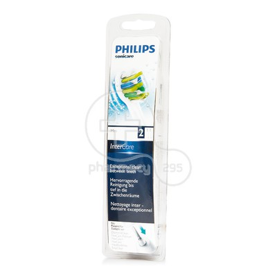 PHILIPS - SONICARE InterCare Mini - 2τμχ HX9012/07