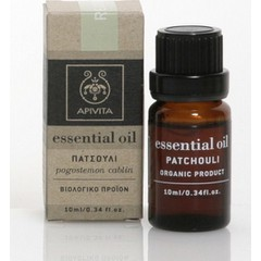 Apivita Essential Oil Patchouli, 10ml