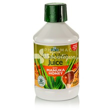 Optima Aloe Vera Juice with MANUKA HONEY - Αντιβακτηριακό, 500ml