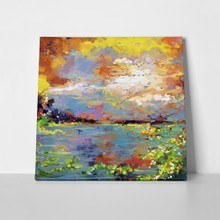Oil painting abstract impressionist 560356117 a