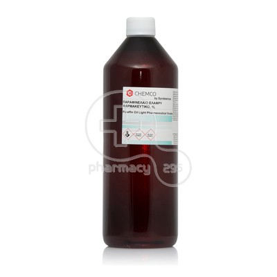 CHEMCOS - Paraffin Oil (Παραφινέλαιο) 1L