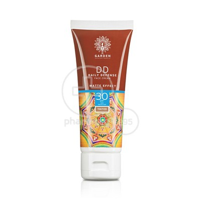GARDEN - DD Daily Defence Face Cream Matte Effect SPF30 - 50ml