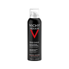 Vichy Shaving Gel Anti-irritation Sensi Shave Gel Ξυρίσματος 150ml