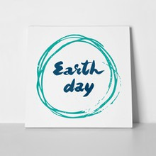 Calligraphic earth day 1033879885 a