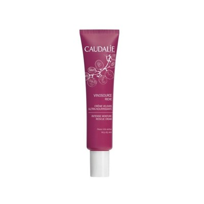 Caudalie - Vinosource riche intense moisture rescue cream - 40ml