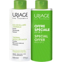 Uriage Pr Duo Eau Therm Water Comb/Oily