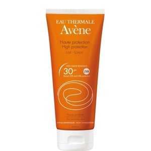 Sunscreen body lotion spf30 for sensitive skin 100ml