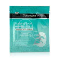 NEUTROGENA - PURIFYING BOOST The Detoxifier Hydrogel Recovery Mask - 30ml