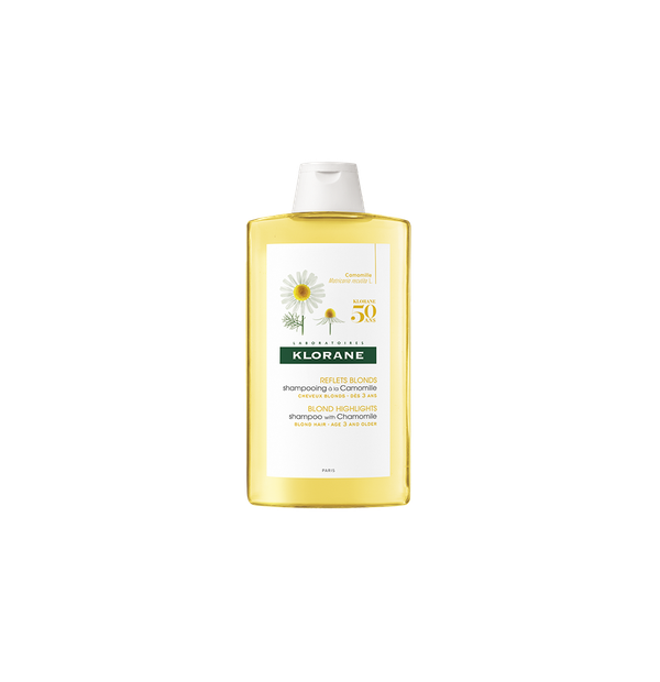 KLORANE HAIR CAMOMILLE SHAMPOO 400ML