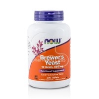 NOW - Brewer's Yeast 650mg - 200tabs