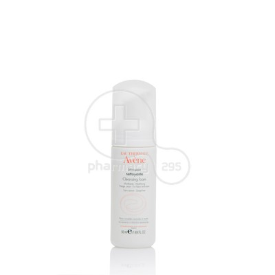 AVENE - Mousse Nettoyante Travel Size - 50ml