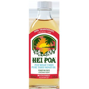 HEI POA Pure Tahiti Monoi Oil - Coconut scent 100ml