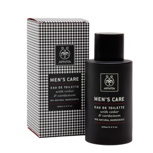 APIVITA Men's care eau de toilette 100ml