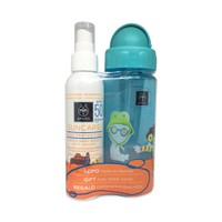 APIVITA SUNCARE KIDS PROTECTION FACE&BODY SPRAY SPF50 150ML (PROMO+ΠΑΙΔΙΚΟ ΠΑΓΟΥΡΙ)