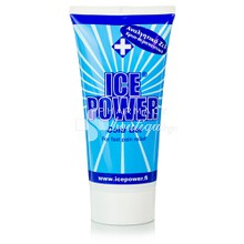 Ice Power Cold Gel - Ανακούφιση Πόνου, 150ml
