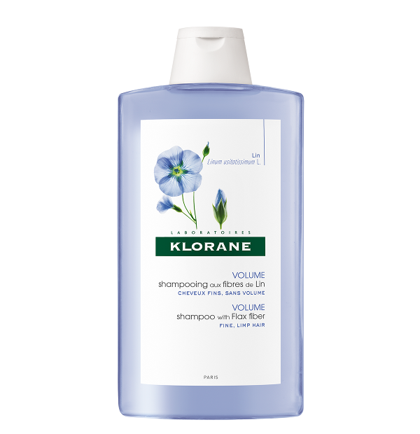 KLORANE HAIR LINUM SHAMPOO 400ML