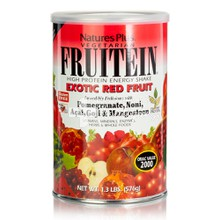 Natures Plus Fruitein Exotic Red Fruit, 576gr