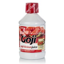 Optima GOJI Juice with Oxy3 - Αντιοξειδωτικό, 500ml