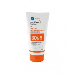 Sun care face   body milk spf30
