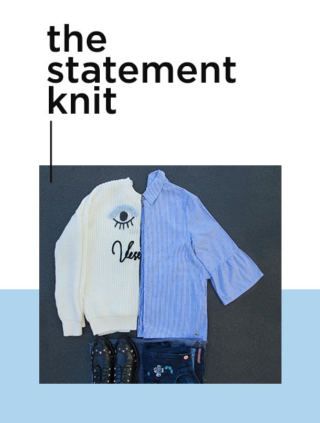 "The ""IT"" Knits"