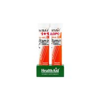 HEALTH AID VITAMIN C 1000MG 20EFF. TABL ORANGE (PROMO 1+1)