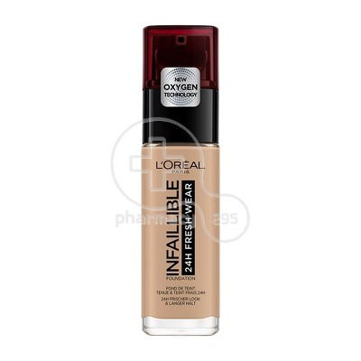 L'OREAL PARIS - INFALLIBLE 24h Fresh Wear Foundation No220 (Sand) - 30ml