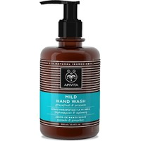 APIVITA HAND WASH MILD GRAPEFRUIT&PROPOLIS 300ML