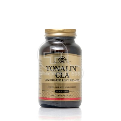 SOLGAR - Tonalin CLA 1300mg - 60softgels