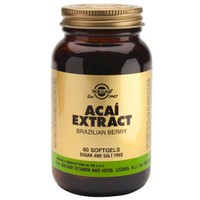 ACAI EXTACT SOFTGELS 60CAPS