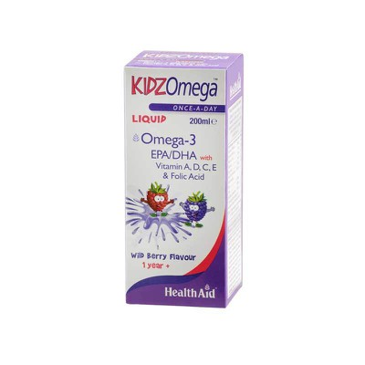 Health Aid - Kidzomega Liquid - 200ml