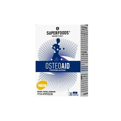 SuperFoods - Osteoaid - 30 caps