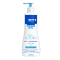 MUSTELA GENTLE CLEANSING GEL HAIR&BODY 500ML