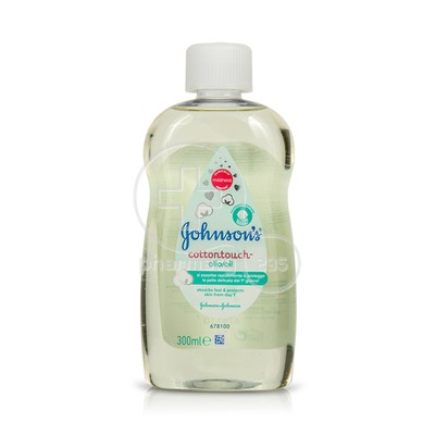 JOHNSON & JOHNSON - CottonTouch Oil - 300ml