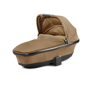 Foldable Carry Cot Toffee Crush