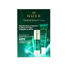 Nuxe PROMO PACK Nuxuriance Ultra Replenishing Cream SPF 20 PA+++ 50ml & ΔΩΡΟ Κρέμα για Μάτια και Χείλη 15ml.