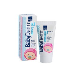 Intermed Babyderm Teething Gel Γέλη Οδοντοφυΐας 30ml