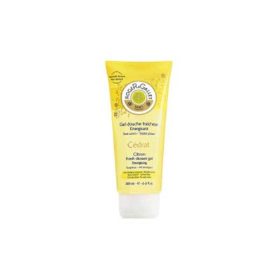 Roger & Gallet - Citron - shower gel, 200ml