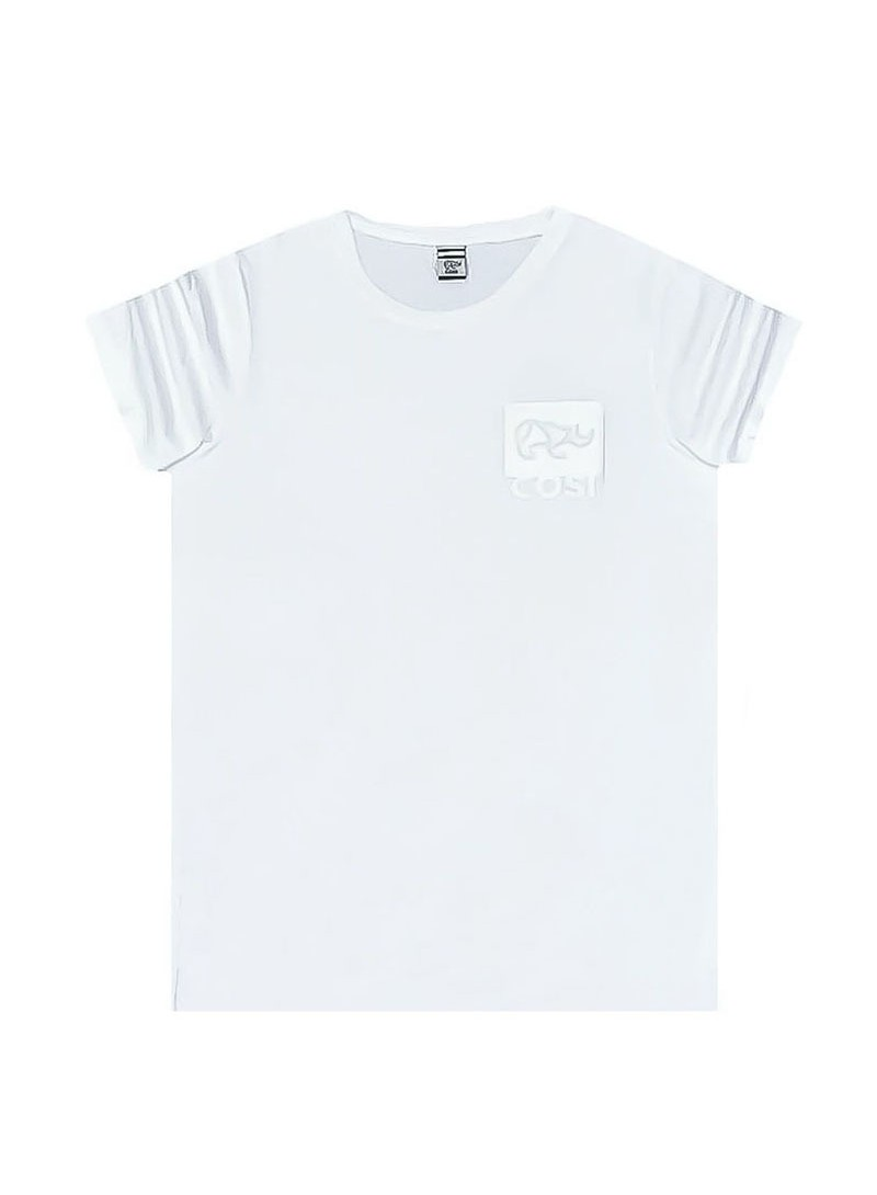 COSI JEANS S20 103 T-SHIRT WHITE