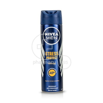 NIVEA - MEN Stress Protect Anti Perspirant 48h Spray - 150ml