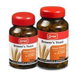 Lanes Brewer's Yeast 300mg 400tabs